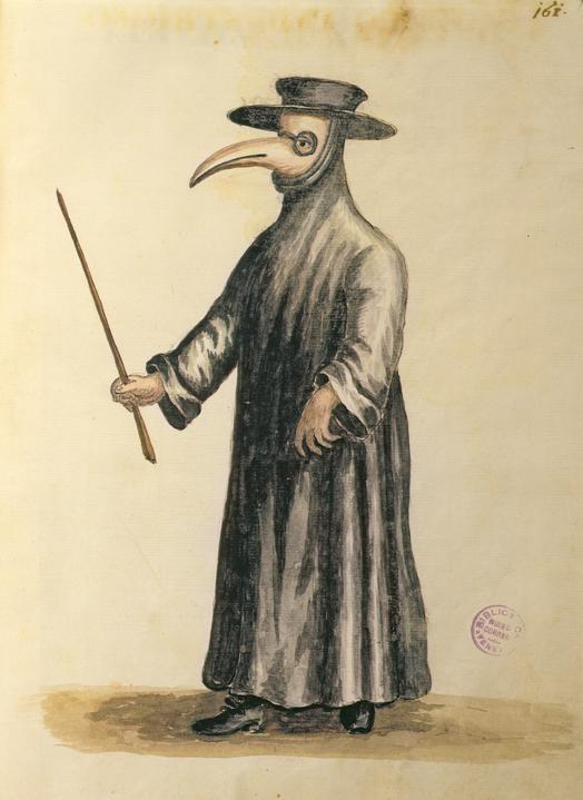 stredovekkriza-jan_van_grevenbroeck-_venetian_doctor_during_the_time_of_the_plague__museo_correr-_venice-original