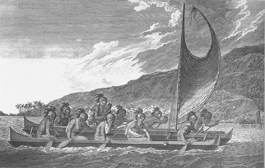 Polynézania na svojich kanoe alebo katamaránoch dokázali preplaviť obrovské vzdialenosti